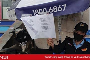 Hình ảnh các chuỗi bán lẻ công nghệ tại Hà Nội đồng loạt đóng cửa trước giờ G