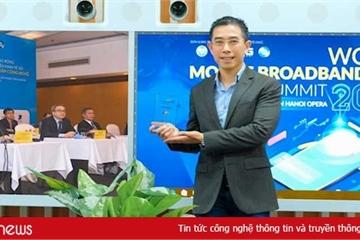 """FPT Telecom nhận giải thưởng """"Chăm sóc khách hàng băng thông rộng cố định"""""""