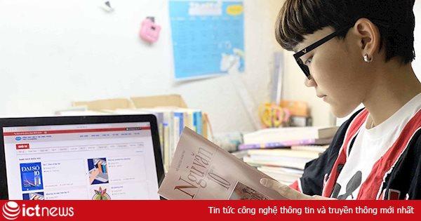 Bộ GD&ĐT công nhận kết quả học qua Internet, trên truyền hình