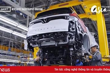 """Discovery Channel tung phóng sự đặc biệt về VinFast: Không phải là sự """"xào nấu"""" từ các xe khác, VinFast đã tạo ra những sản phẩm thuần Việt"""