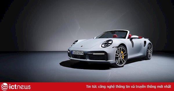 Ngắm siêu xe Porsche 911 Turbo S thế hệ mới giá 16 tỷ đồng tại Việt Nam