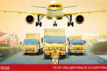 Bưu phẩm của Vietnam Post chiếm số lượng lớn nhất qua đường Hàng không