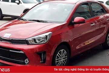 Kia Soluto có thêm phiên bản cao cấp, giá bán 500 triệu đồng