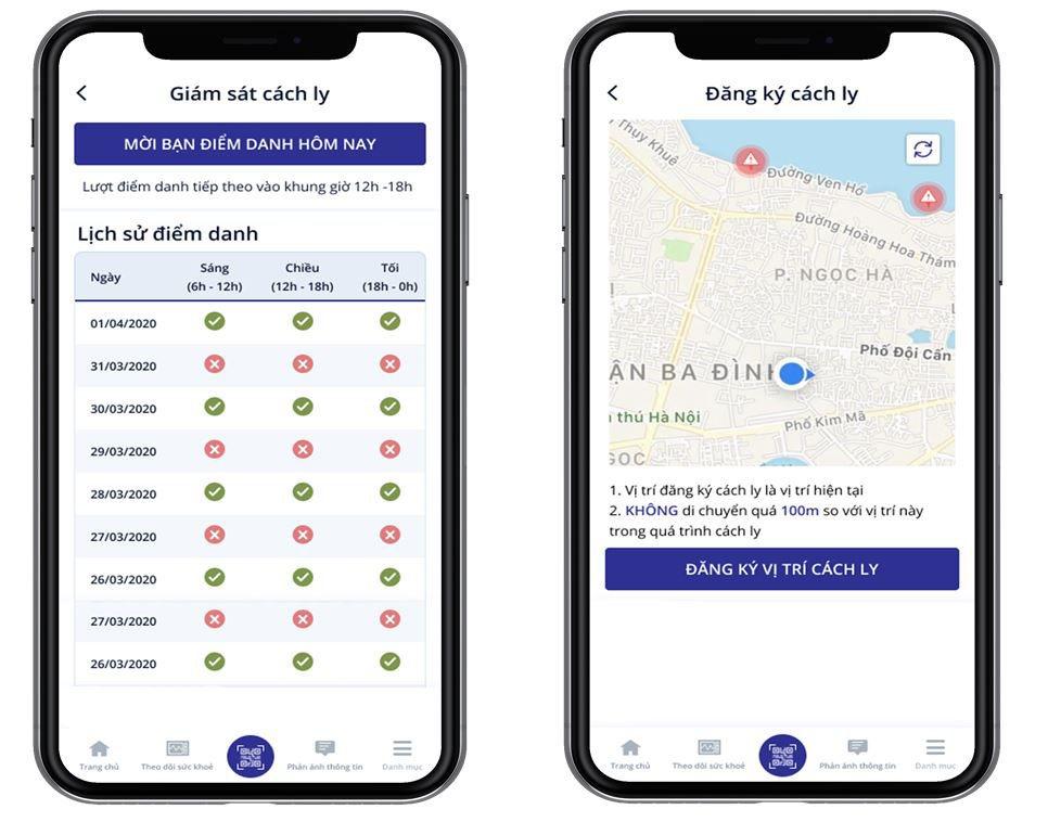 Thêm tính năng hỗ trợ giám sát người được cách ly qua ứng dụng NCOVI | Ứng dụng NCOVI thêm tính năng giám sát người cách ly từ ngày mai