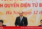 Thủ tướng: Người đứng đầu các cấp phải dùng ứng dụng Chính phủ điện tử hàng ngày