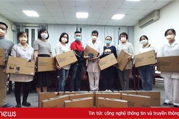 Asus hỗ trợ trang thiết bị trị giá 10.000 USD cho Viện Vệ sinh dịch tễ Trung ương