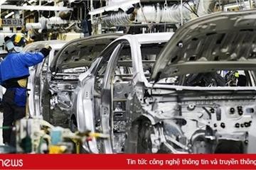 Ưu đãi cho sản xuất ô tô dưới 9 chỗ
