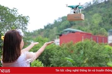 Vì sao chuyển phát bằng máy bay không người lái vẫn chưa được áp dụng tại Việt Nam?