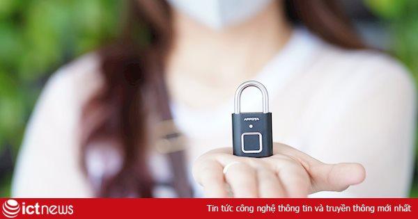 AppotaHome ra mắt khoá vân tay đa năng AM1 giúp bảo vệ tài sản cá nhân