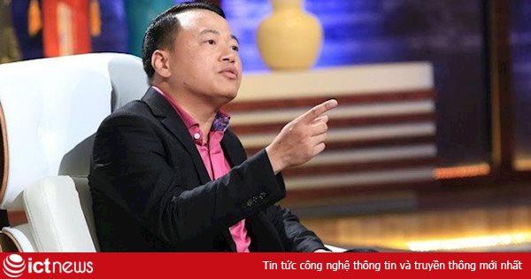 Shark Bình công bố đầu tư 500.000 USD vào Công ty Chatbot Việt Nam