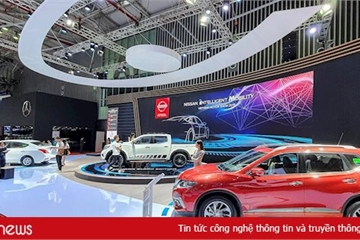 Xe Nissan giảm giá sốc, SUV X-Trail, Terra rẻ cả trăm triệu đồng