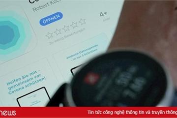Đức ra ứng dụng smartwatch theo dõi sự lây lan của Covid-19