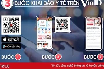 Điểm mặt những ứng dụng giúp bạn dễ dàng khai báo y tế ngay trên điện thoại