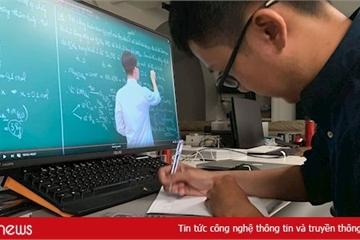 Tiến sĩ Quách Tuấn Ngọc: Bài giảng trực tuyến quá 40 phút, người học không nên mở