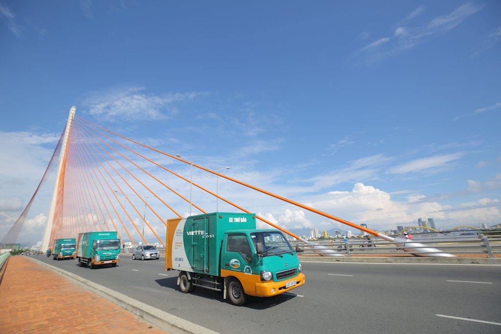 ViettelPost sẽ chính thức ra mắt dịch vụ vận tải nhanh chuyên tuyến MyGo Express từ ngày 1/5 |Bưu chính Viettel ra dịch vụ vận tải nhanh chuyên tuyến MyGo Express