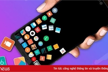 Hướng dẫn nghịch icon ứng dụng điện thoại như những hòn bi