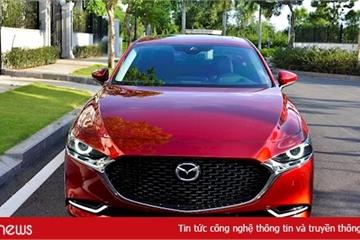 """Mazda3 2020 """"giật giải"""" thiết kế ô tô của năm"""