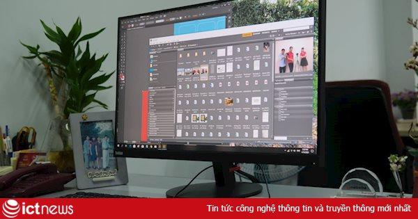 Trải nghiệm màn hình Lenovo ThinkVision S28u-10: Viền mỏng, màu sắc đẹp
