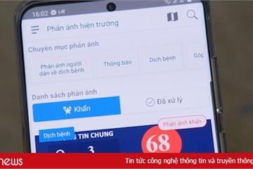 Tây Ninh có ứng dụng giám sát người liên quan COVID-19