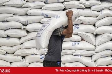 Dùng vệ tinh giám sát chuỗi cung ứng lương thực tại vùng dịch