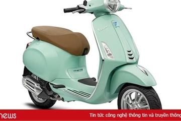 Piaggio Việt Nam tung loạt xe Vespa Primavera 2020 và Vespa Sprint 2020 mới
