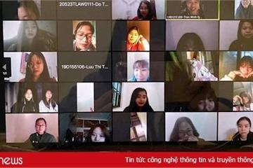Hướng dẫn học trực tuyến trên TranS cho học sinh, sinh viên