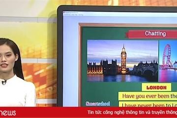 Lịch học trực tuyến các khối lớp trên kênh Hà Nội 2 trong tuần này