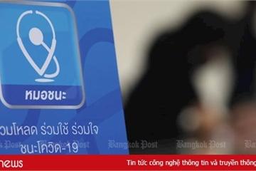 Thái Lan công bố ứng dụng truy vết Covid-19