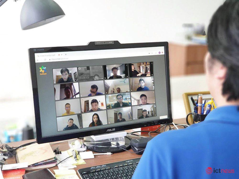 Nhiều người nghi ngại Zoom, CoMeet tung loạt giải pháp hỗ trợ học, làm việc từ xa | CoMeet ra chùm giải pháp họp trực tuyến trên nền tảng nguồn mở Jitsi