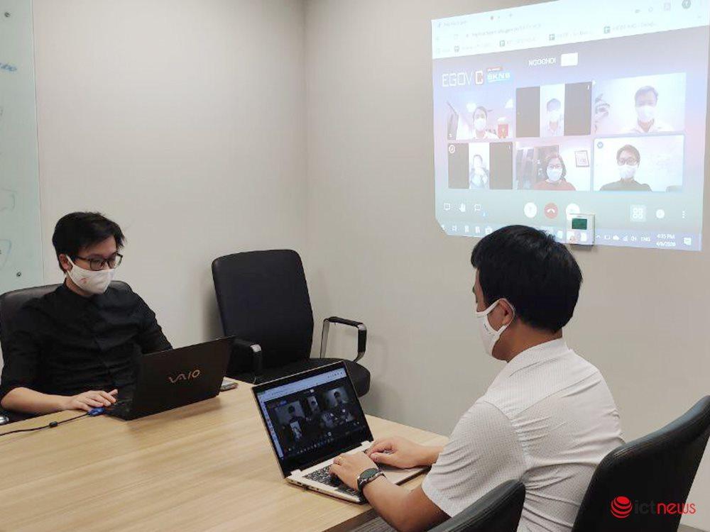 Cục Tin học hóa cung cấp miễn phí giải pháp hỗ trợ họp trực tuyến | Cục Tin học hóa phát triển hệ thống họp trực tuyến trên nền tảng Jitsi
