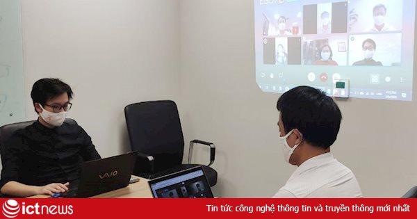 """Giải pháp họp trực tuyến """"Made in Vietnam"""" miễn phí giúp tránh nghẽn mạng quốc tế"""