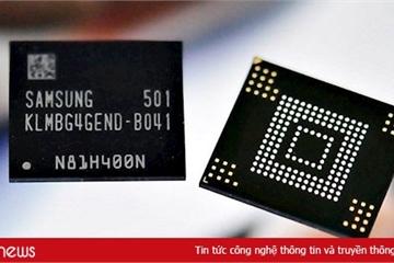 Thị trường chip nhớ toàn cầu sẽ tăng trưởng mạnh đến năm 2022