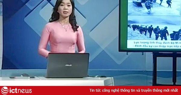 Lịch học online trên VTV7 các khối lớp tuần này
