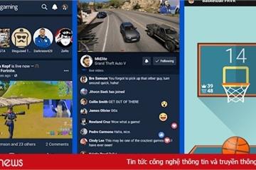 Facebook Gaming chính thức phát hành, đối đầu Amazon và Google