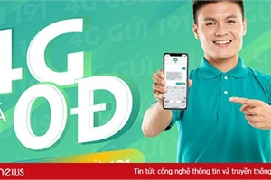 Viettel cho khách hàng trải nghiệm 4G miễn phí và có cơ hội trúng 20 lượng vàng