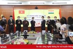Bộ TT&TT tặng 100.000 khẩu trang kháng khuẩn cho Ấn Độ