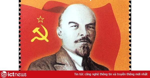 Bộ TT&TT phát hành bộ tem bưu chính kỷ niệm 150 năm sinh Lê-nin