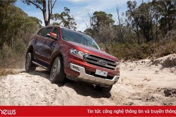 Ford Việt Nam triệu hồi 11.700 xe Ranger và Everest bị lỗi