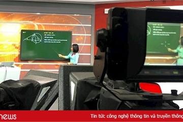 Lịch phát sóng chương trình học trên truyền hình cho học sinh Hà Nội từ 27/4 đến 2/5