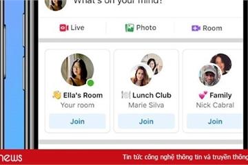 Messenger Rooms, đối thủ của Zoom, hoạt động như thế nào?