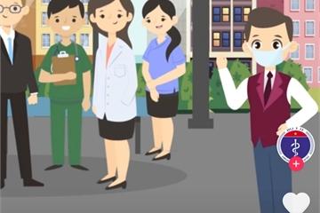 Gần 7 triệu lượt xem các video của Bộ Y tế trên kênh của giới trẻ