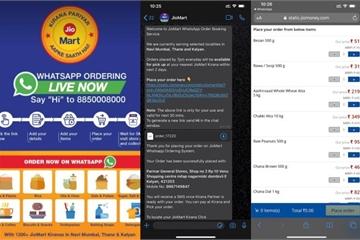 Facebook thử nghiệm tính năng mua hàng trên WhatsApp