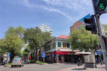 Hình ảnh Sài Gòn tươi mới sáng đầu tuần dưới ống kính smartphone