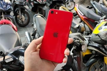 iPhone SE 2020 vừa về Việt Nam đã giảm giá mạnh