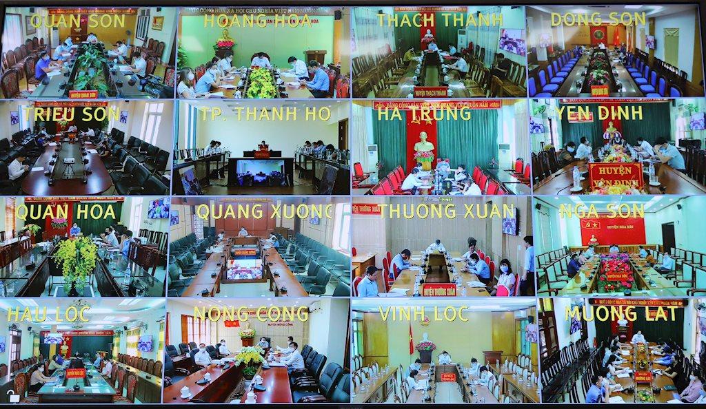 Thanh Hóa sẽ triển khai phòng họp không giấy tờ trên toàn tỉnh từ ngày 1/8