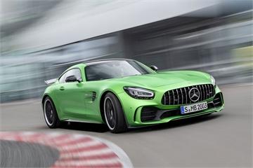 Cận cảnh siêu xe thể thao Mercedes-AMG GT R giá 11,6 tỷ đồng