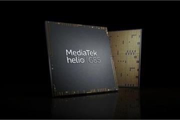 MediaTek chính thức công bố bộ vi xử lý Helio G85 không hỗ trợ 5G