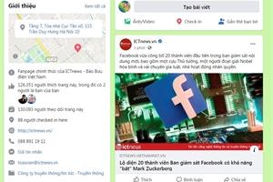Hướng dẫn đổi màu nền Facebook trên máy tính