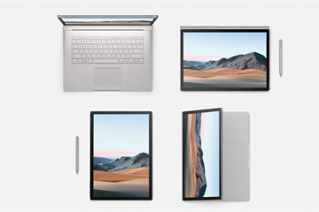 Microsoft ra mắt Surface Book 3, Surface Go 2 và Surface Headphones 2