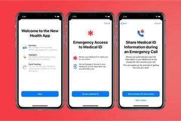 Phiên bản iOS mới có thể cứu mạng người dùng